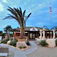 Chiosco Al Faro sulla spiaggia bar snack e lounge