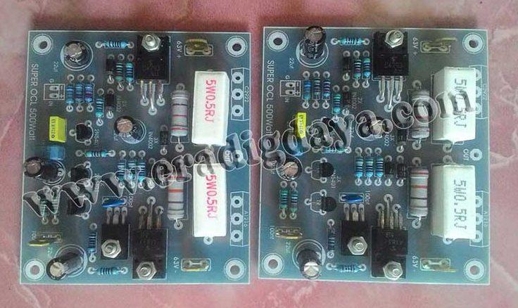 Driver SOCL 500 Watt
