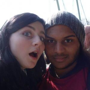 Christian and Emma