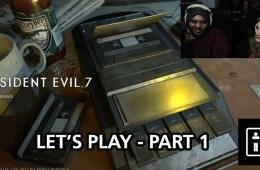 Resident Evil 7 Stream