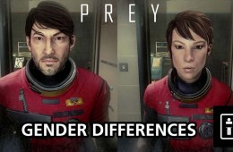 Prey Gender Differences