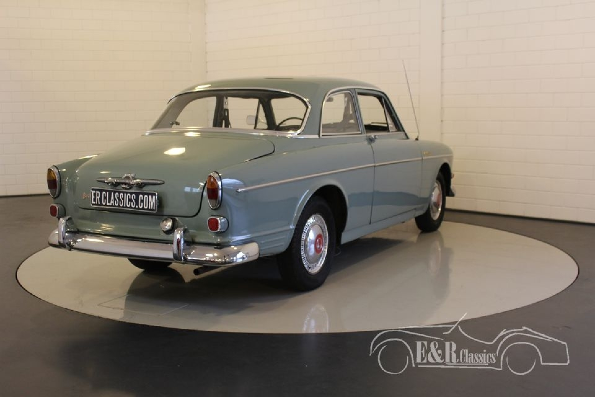 Volvo Amazon Volvo Amazon 121 1962 For Sale At Erclassics