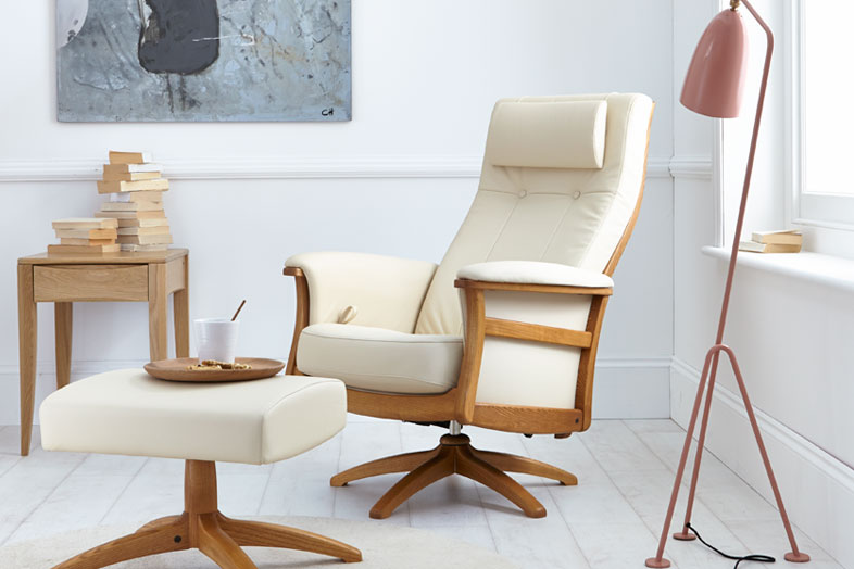 Small Office Chair Quality Living Room Furniture | Designed By | Ercol