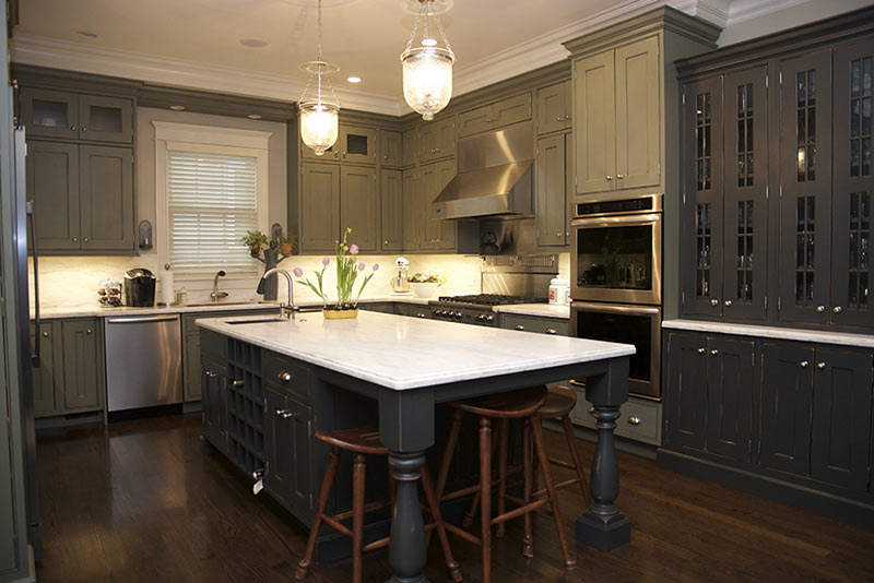 Typical Cost Of Custom Kitchen Cabinets Kitchen Remodeling Cost In Il | Cost Of Kitchen Remodeling