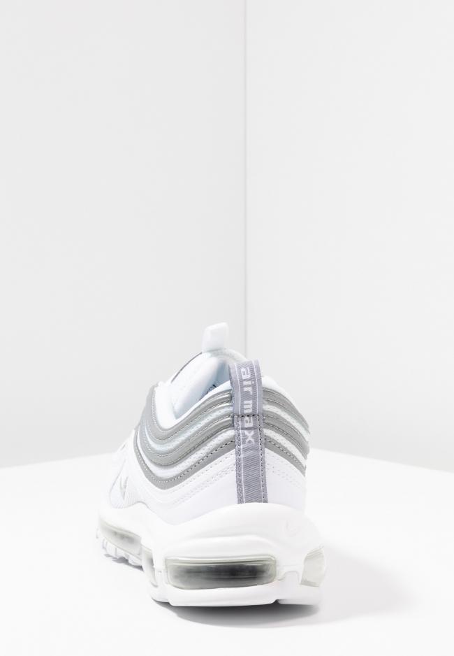 Polster Max Sneaker | Nike Herren Air Max 97 White/reflect Silver/wolf