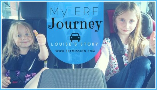 [Our ERF Journey] – Louise's Story…