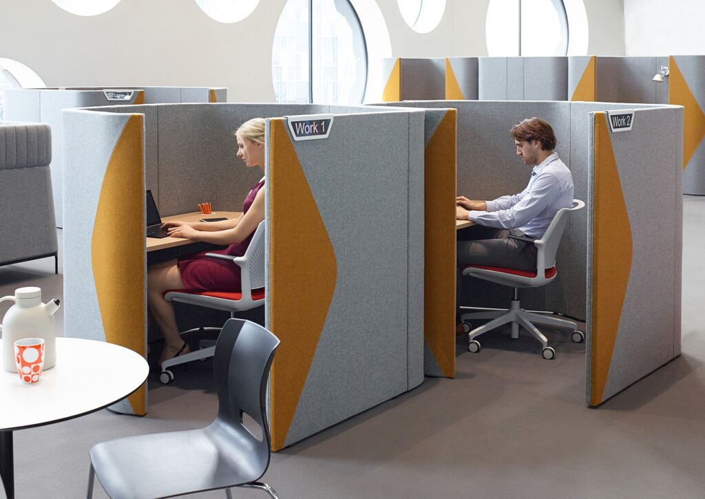 Haven Pods By Norde Ergonomic Office Interiors