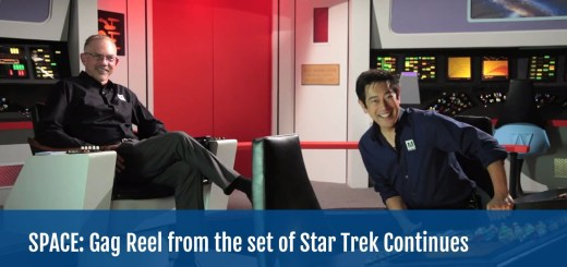 Empowering Innovation Together with Grant Imahara – Space Gag Reel