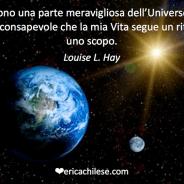 Sono una parte meravigliosa dell'Universo – #affermazionipositive