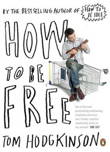 how to be free book