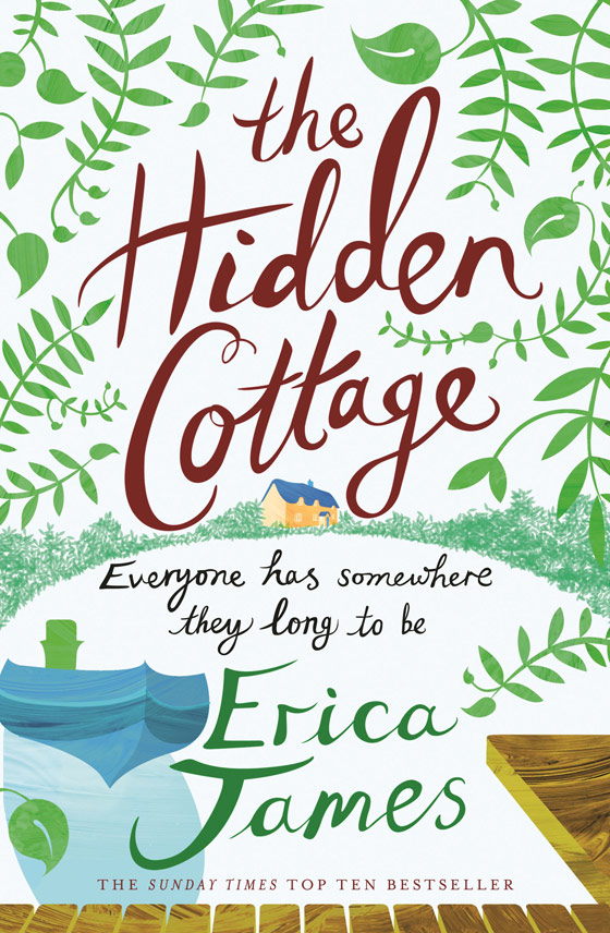 Erica James Hidden Cottage