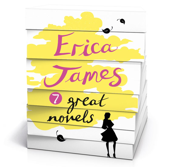 Erica James Kindle Edition