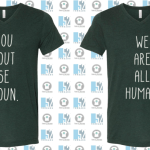 New t-shirts – Fall Fundraising!
