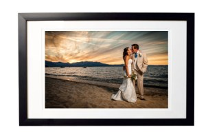 Framed & Matted Fine Art Print