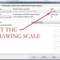 AutoCAD Civil 3D Surveying Quick Tips and Tricks: Drawing Scale Settings