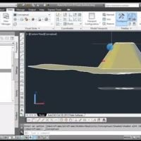 AutoCAD Civil 3D 2013 Paste Surfaces Video