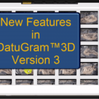 DatuGram™3D Version 3 New Features Video
