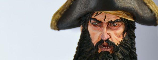 Fin d'un pirate !