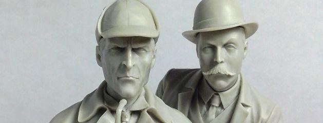 Sherlock Holmes & Dr. Watson