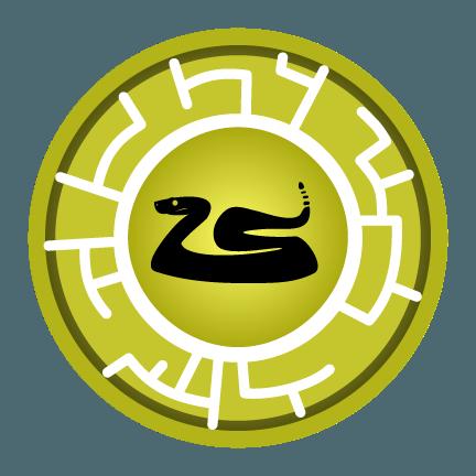 Rattlesnake Creature Power Disc