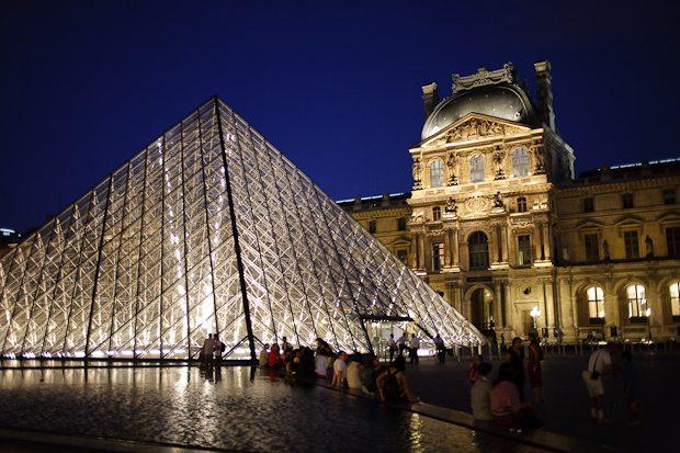 The Louvre. Paris, 2009