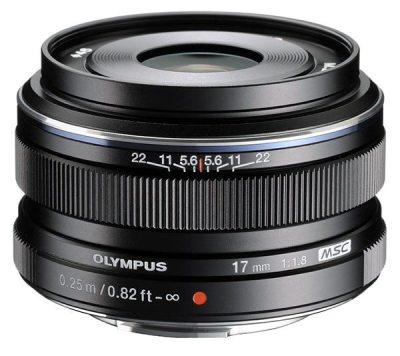 olympus 17mm f:1.8