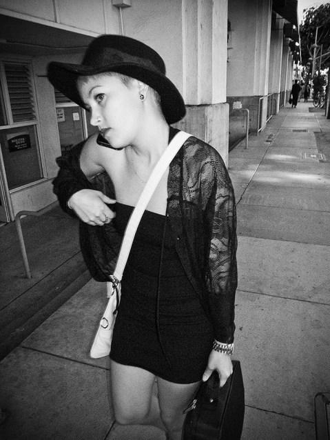 """Lace"" - Santa Monica"