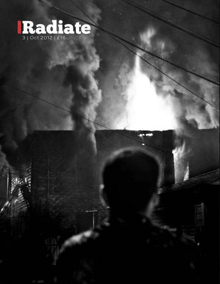 Radiate Magazine. Click to follow on Tumblr
