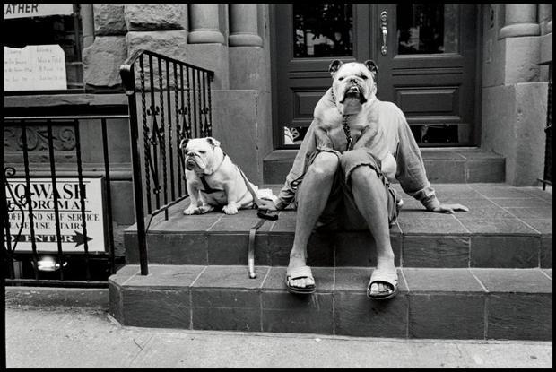 USA.  New York.  2000.