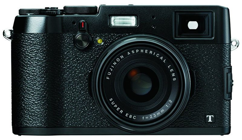 Purchase the Fujifilm X100T on Amazon