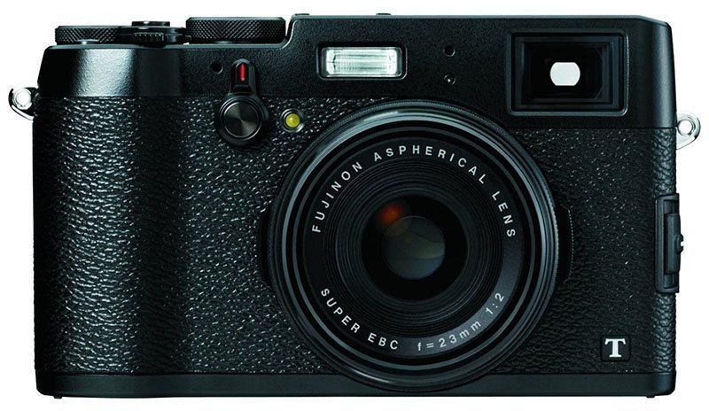 Purchase the Fujifilm X100T on Amazon