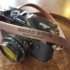 "Review of the Harry Benz ""B"" Strap"