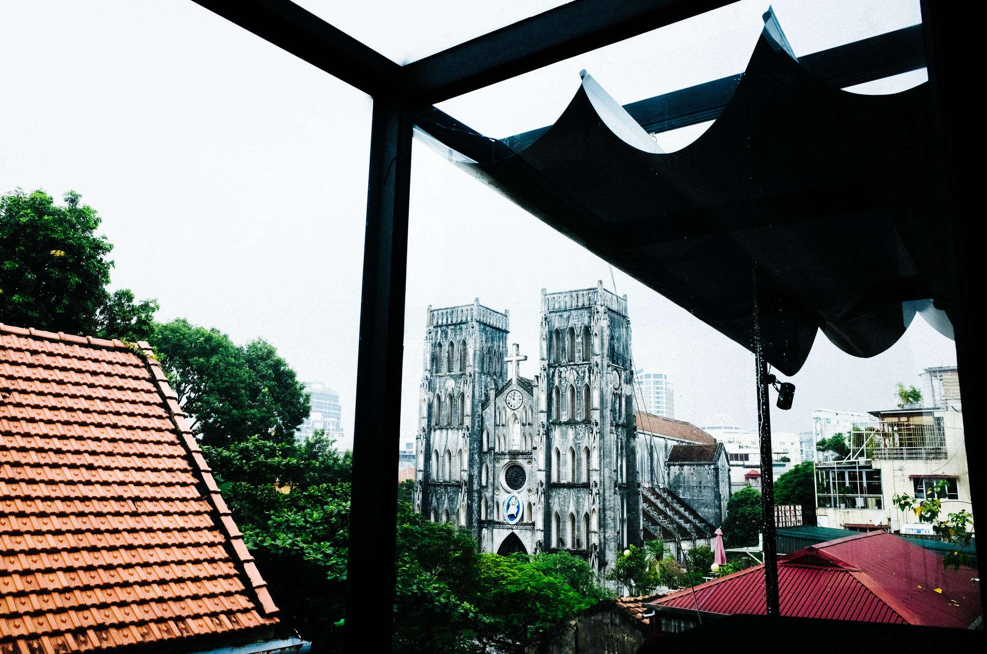 Hanoi, 2016. View from VSPRESSO