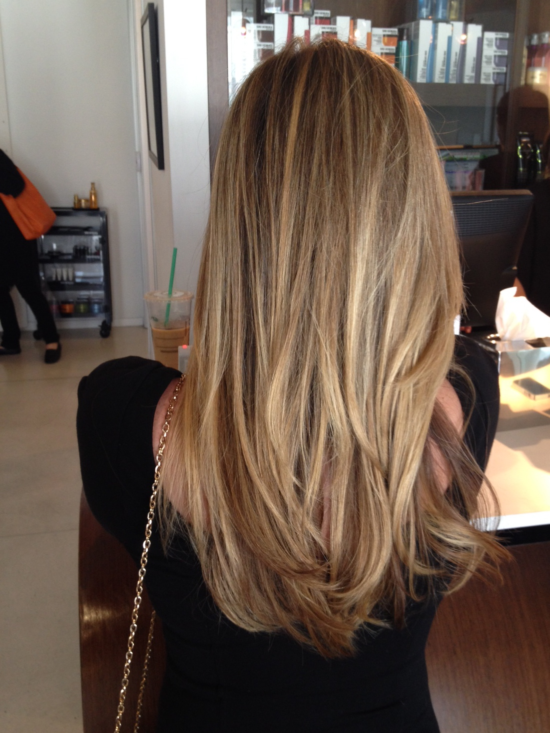 Highlights Blond Blonde A Haircolor Blog