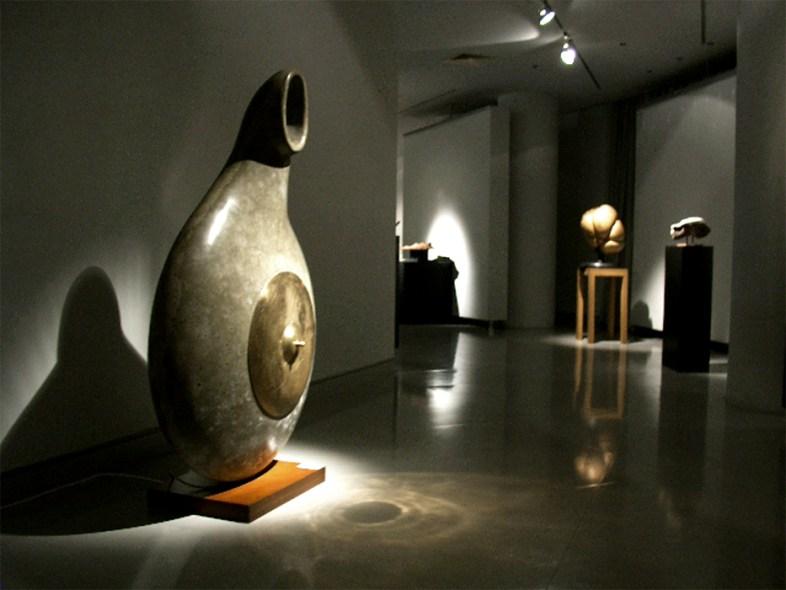 © Eric Le Maire, 1001 Nuits, lampe d'Aladin, toucher, son, Shanghaï