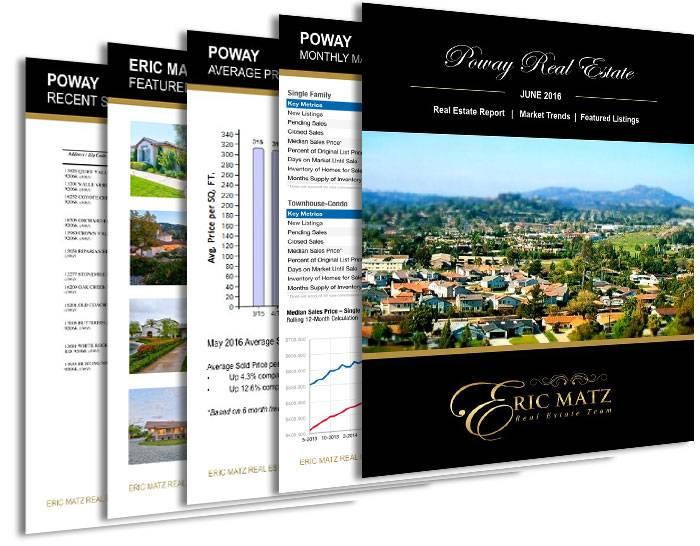 poway real estate market report june 2016