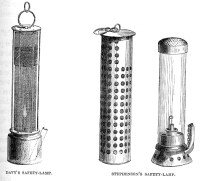 The Miners Safety Lamp | Eric Edwards Collected Works
