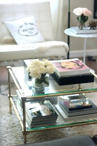 HOW TO STYLE A Coffee Table - Erika Brechtel