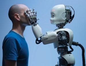 March 19(Reuters) – MAN VS MACHINE…
