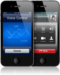 iPhone Voice Control