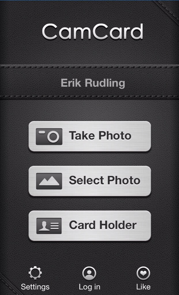 Cam card work magic on your business cards erik rudling reheart Gallery