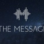 The Message Podcast logo