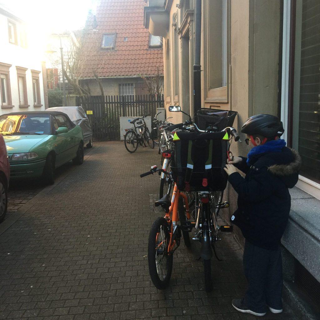 biking to school 2