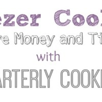 Freezer Cooking Planning