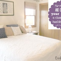 Spring Clean your Master Bedroom