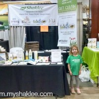 Sharing Shaklee in our Community