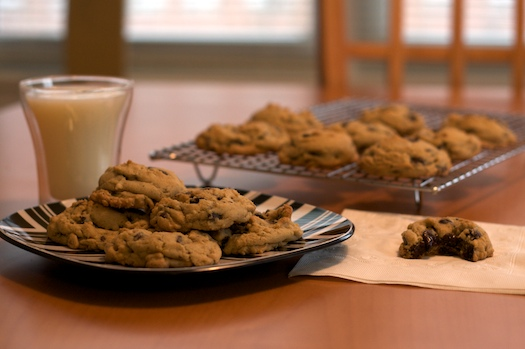 A Chewy Cookie Convention