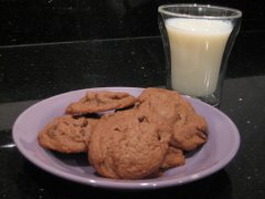 Milk & Cookies - The Sixth Food Group