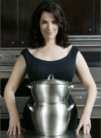 Real Cooks Have Curves