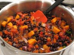 Stir & Bring to a Simmer